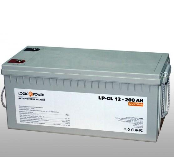 Аккумуляторная батарея Logic Power LP-GL 12-200AH