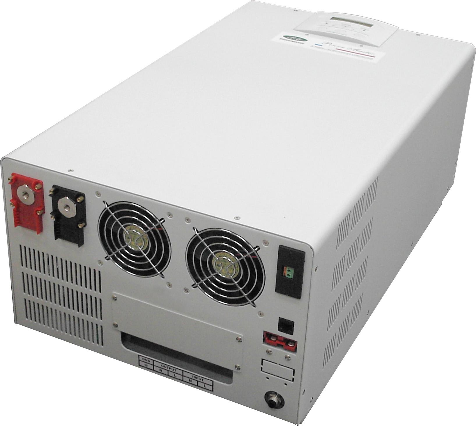 Инвертор с чистой синусоидой POWER MASTER PM-4000LС